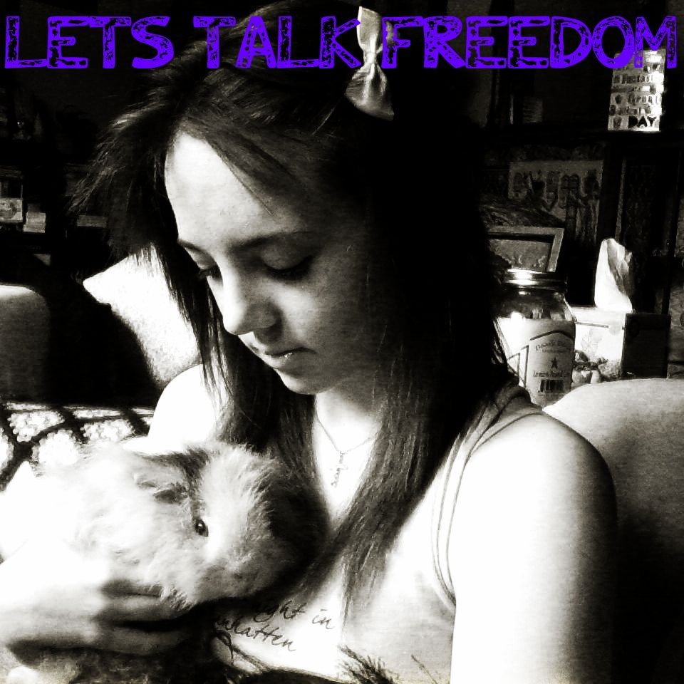 Lets Talk Freedom Logo